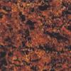 polerad röd granit
