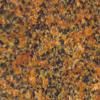 polerad rödgrå granit
