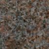 polerad violett granit