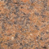 slipad röd granit