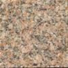 slipad rödgrå granit